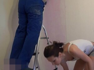 - do over ladder cheating quickie - creampie