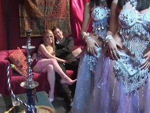 Hot Oriental group sex, Gem Sparkle,Kit Lee