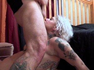 Tattooed british milf fucked by uniformed cop