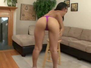 Anal Pounding For Sexy Latina Cassandra, Crazy hot