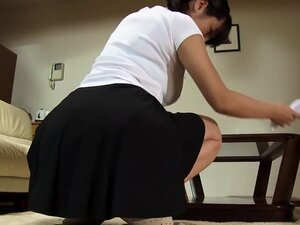 Fabulous Japanese girl Hana Haruna in Hottest JAV