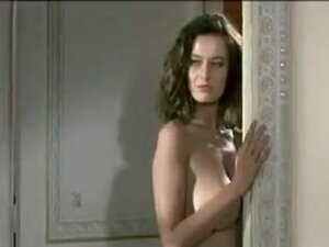 Nude French actress is nude in public,