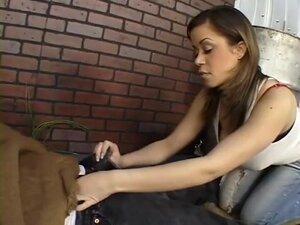 Fabulous Cumshot, Gaping sex clip