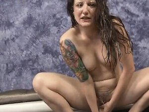 Dark Haired Maci May Gagging On Dick In Rough
