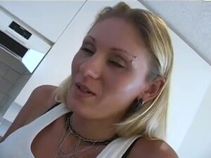 Slit or Face Hole - Ashley, Ashley is quick to