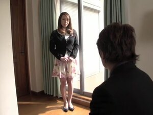 Incredible Japanese girl in Amazing Mature,