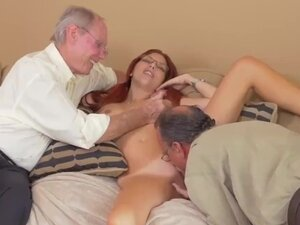 Old man fucks young ebony Frannkie And The Gang
