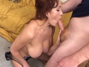 Hot Hardcore RedHead porn video
