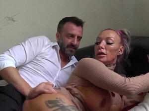 PASCALS SUB SLUTS - Busty submissive milf gobbles