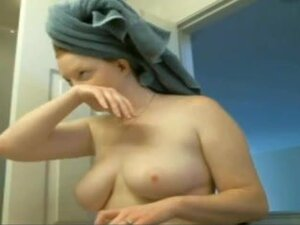 Busty chubby plays with her pussy, I posted my