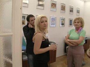 Sally and Bibi pleasures a guy in Teens Vs Mamas