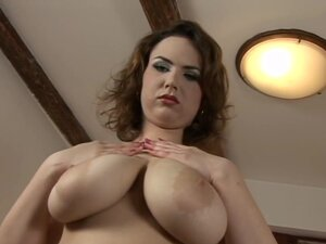 Lucia Sucks The Cock, This week Busty adventures