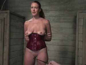 Sabrina Fox gets chained and fucked by Lobo is