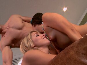 Ashli Orion,Natalie Vegas In Babysitters Gone Bad,