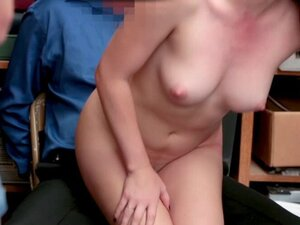 BF orders latina GF to fuck a LP officer for