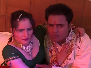 Bhabhi Honeymoon Night, This newly weds wouldn't