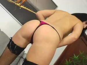 Anal Training of Annie Rose, Even posh uptown