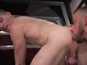 Axel Abysse & Aiden Woods in The Abysse Part 2 -
