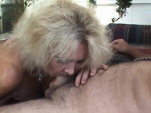 Inexperienced blondy old strokes junior mans man