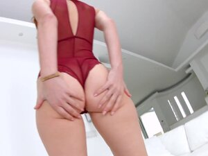 Messy creampie scene with Ariadna by All Internal