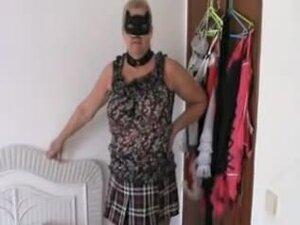 bondage wife mini skirt slut, Amateur wife decided