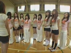 Gymnastic Club, The gymnastic club at a high