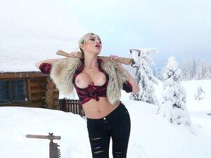 Khloe Terae in Let it Snow - PlayboyPlus,