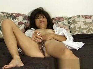 Irresistible Asian milf Song pleases her hairy