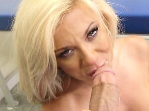 Patient Parker Swayze Visits Doctor For His Cock