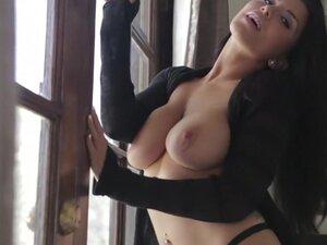Hottest pornstar Romi Rain in incredible big tits,