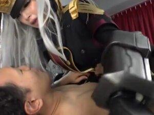 Haruka hakii anime cosplay 3