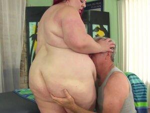Raunchy Sex Massage for Fat Floozy Miss Ladycakes,