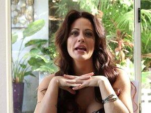 Brunette Rachel In Gorgeous Lingerie