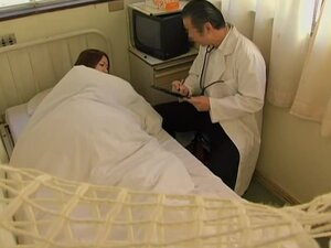 Japanese doctor caught on camera while fucking a