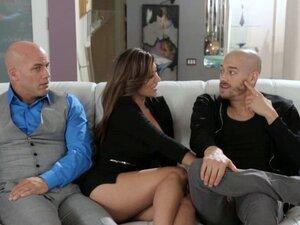 Neglected MILF housewife fucks her husbands