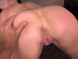 Busty Pixie Slut takes huge Facial on MomPov