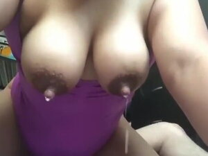 LACTATING AND FUCKED