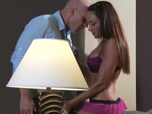 Johnny Sins is an object for Michelle Lay's new