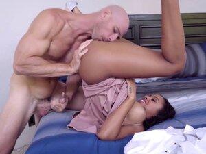 Johnny Sinns big cock suck by ebony Anya Ivy
