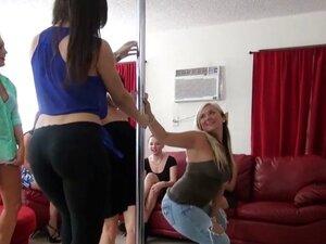 Mofos - Real Slut Party - Pole Dance Party