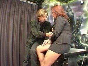 Cute redhead tries anal fucking - Telsev