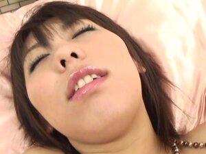 Maho Sawai gets stuffed by a couple of dildos