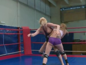 Attractive arousing young blonde chicks Aleska