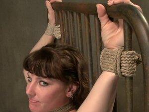 Horny bdsm, fetish porn clip with amazing