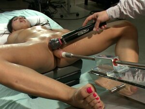 The Girl Bubbles over When she Cums, Adrianna Luna
