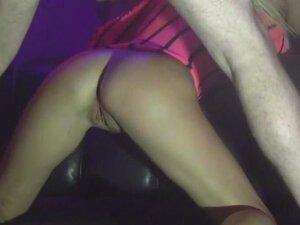 Russian blonde MFM amateur sex