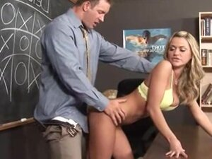 hot blonde with perfect body fuck hard