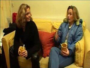 French Lesbian Twins
