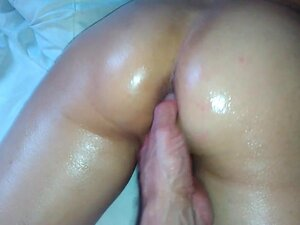 gran orgasmo de mi mujer cuando la toco con mis
