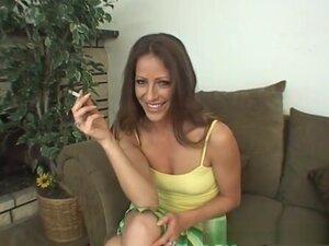 Fabulous pornstar Liza Harper in amazing facial,